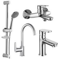 Набор (4 в 1) для ванны и кухни Imprese Laska 51004055