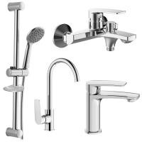 Набор (4 в 1) для ванны и кухни Imprese Kampa 2 51028556