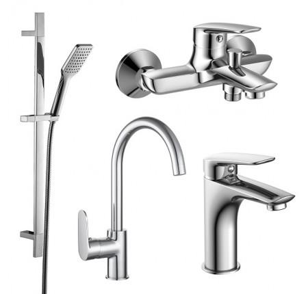 Набор для ванной комнаты Imprese PL 51003055