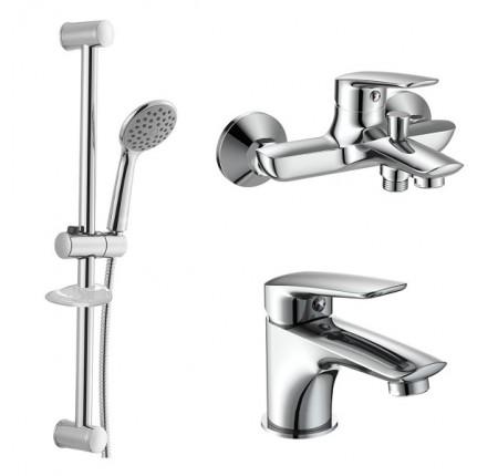 Набор для ванной комнаты Imprese Praha new 0510030670