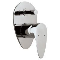 Смеситель скрытого монтажа для ванны Jaquar Vignette Prime VGP-CHR-81065K