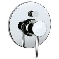 Смеситель скрытого монтажа для ванны Jaquar Florentine FLR-CHR-5065K