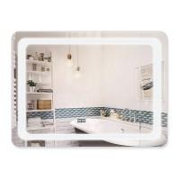 Зеркало Q-Tap Mideya LED DC-F908 с антизапотеванием 800x600