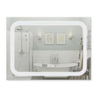 Зеркало Q-Tap Mideya LED DC-F906 с антизапотеванием 800x600
