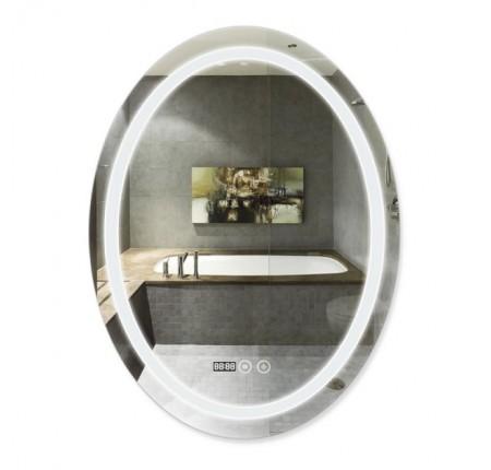 Зеркало Q-Tap Mideya LED DC-F801 с антизапотеванием 600x800