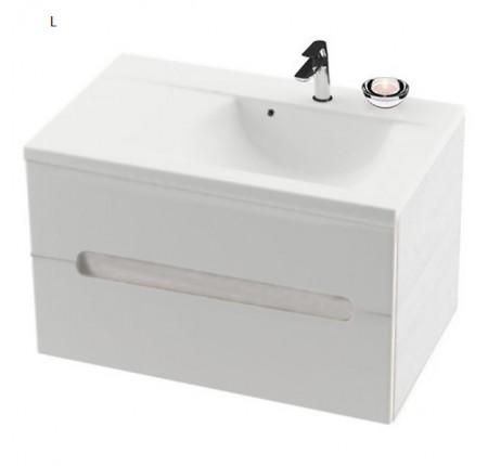 Шкафчик Ravak SD Classic 2 800 X000000910(914) L/R белый