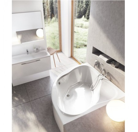 Ванна угловая Ravak NewDay 150x150