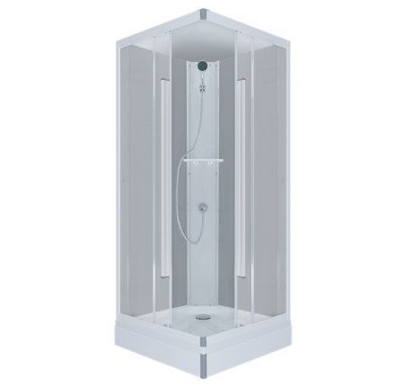 Гидромассажный бокс Triton Орион 3 Эко-Графит 90x90x228