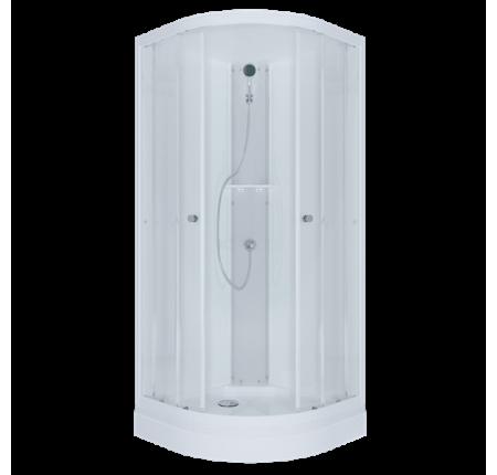 Гидромассажный бокс Triton Гидрус 3 Эко-Белый 90x90x225