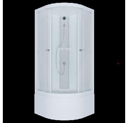 Гидромассажный бокс Triton Вирго 3 Эко-Белый 90х90х227