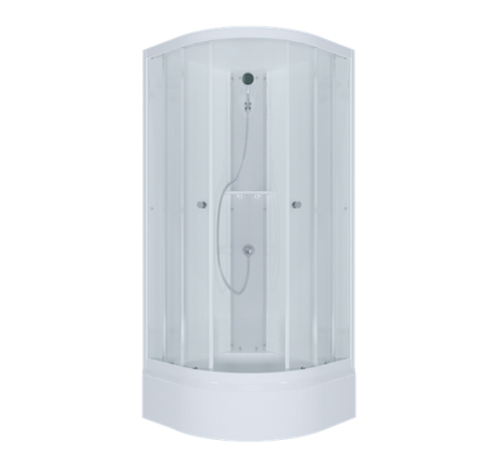 Гидромассажный бокс Triton Рио 3 Эко-Белый 90x90x226