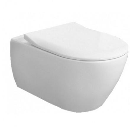 Унитаз подвесной Villeroy&Boch SUBWAY 2.0 5614R201 Direct Flush soft close