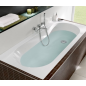 Ванна квариловая Villeroy&Boch OBERON 170х75 BQ170OBE2V-01 (с ножками)