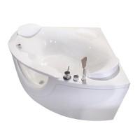 Ванна угловая Volle TS-103CC 150x150 с окошком
