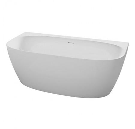 Ванна отдельно стоящая пристенная Volle 12-22-809M 170x80