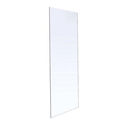 Стенка Volle 18-08-80 Walk-In 800x190см, каленое прозрачное стекло 8мм