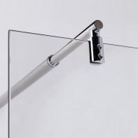 Держатель стекла к стене, регулируемый 750-1200мм Volle 18-05-75120