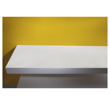 Столешница каменная Volle Solid surface 10-40-75 90x46x8см