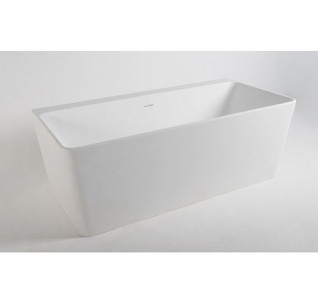 Ванна отдельно стоящая Volle Solid surface 12-40-051 165x80