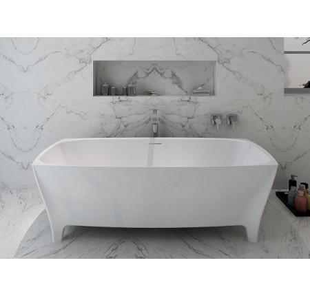 Ванна отдельно стоящая каменная Volle 12-22-178 170x80x54см