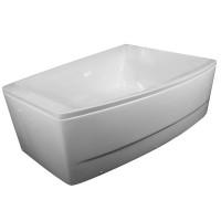Ванна асимметричная Volle TS-100 R 170x120