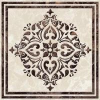 Напольный бордюр Golden Tile Вулкано Beige 9,3x9,3 (шт)