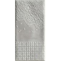 Декор настенный Paradyz Moli Bianco Inserto D 9,8x19,8 (шт)
