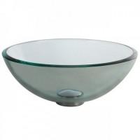 Умывальник стеклянный KRAUS GV-101-14-12мм