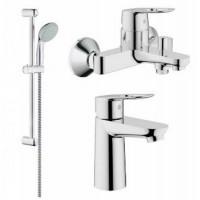 Набор для ванной комнаты Grohe BauLoop 123214S