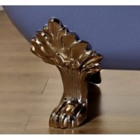 Ножки для ванны Devit Charlestone 18378142, золото
