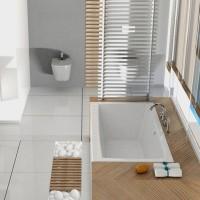 Ванна Roca Vita A24T06600 1700x750 (с ножками)